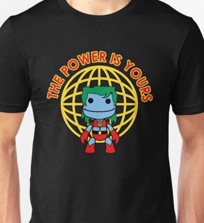 Captain Little Big Planet - Multiple Shirt Colors Unisex T-Shirt