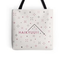 Shiratorizawa Colours Tote Bag