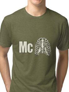 Mc Ribs Tri-blend T-Shirt