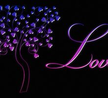 Love Tree by LCDesigns