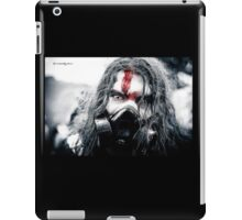 Frozen blood iPad Case/Skin