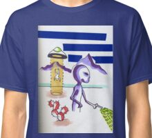 Ufo discover  Classic T-Shirt