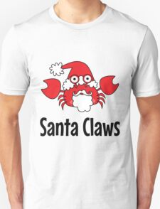 Santa Claws Crab T-Shirt