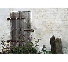 Barn door Photographic Print