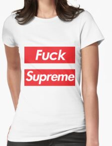 FUCK SUPREME / LEAN T-Shirt