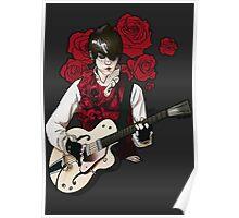 Rose Vest Poster