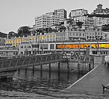 Sunset Strip Torquay by Beverley Barrett
