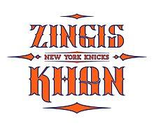 Zingis Khan Photographic Print