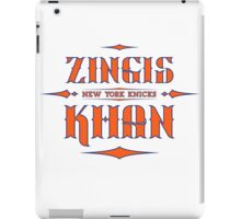 Zingis Khan iPad Case/Skin