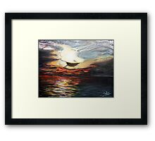 What Dreams May Come... Framed Print