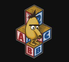 ABC-Bert by MomfiaTees