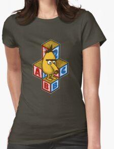 ABC-Bert Womens Fitted T-Shirt