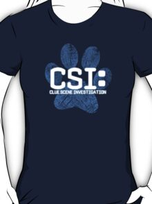 Blue's Clues CSI T-Shirt