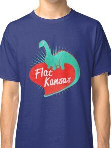 Flat Kansas Classic T-Shirt
