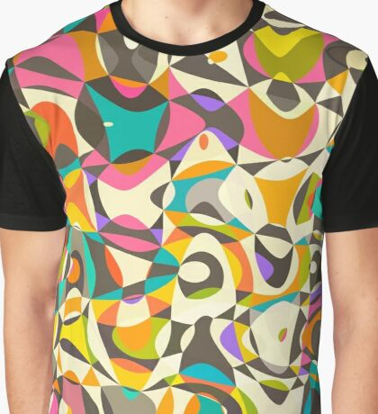 Mod Tumble Graphic T-Shirt