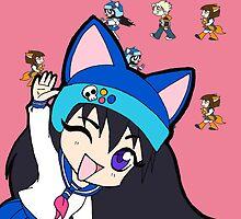 Hi by AnimePlusYuma
