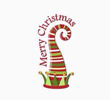 Merry Christmas Elf Hat Unisex T-Shirt
