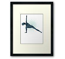 Yoga Om Chakras Mindfulness Meditation Zen 5 Framed Print