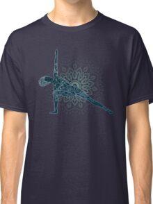 Yoga Om Chakras Mindfulness Meditation Zen 5 Classic T-Shirt