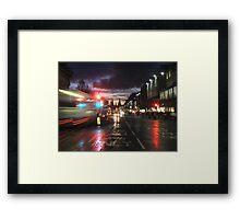 Princes Street, Edinburgh Framed Print