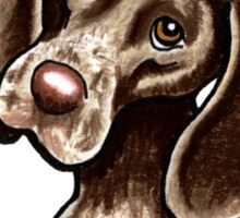 German Shorthaired Pointer :: It's All About Me Sticker
