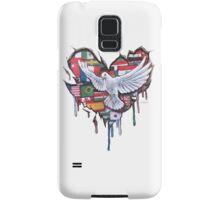 Peace by Jody Steel Samsung Galaxy Case/Skin