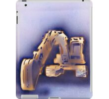 Mud Machine iPad Case/Skin