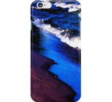 Lake Erie Abstract iPhone Case/Skin