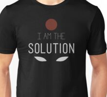 I Am The Solution Unisex T-Shirt