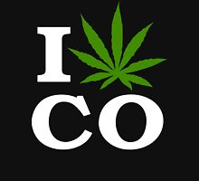 I Cannabis Colorado Unisex T-Shirt