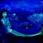 Deep Blue World by Diane Johnson-Mosley