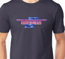 Gradius (SNES) Title Screen Unisex T-Shirt