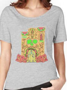 Castle Sugarskull Women's Relaxed Fit T-Shirt
