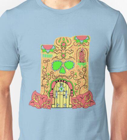 Castle Sugarskull Unisex T-Shirt