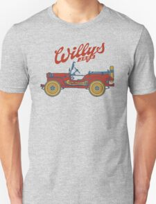 Willys-Overland MB 1941 T-Shirt