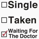 Waiting for The Doctor by Jessica Becker