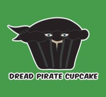 THE DREAD PIRATE CUPCAKE parody One Piece - Short Sleeve