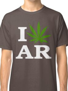 I Cannabis Arkansas Classic T-Shirt