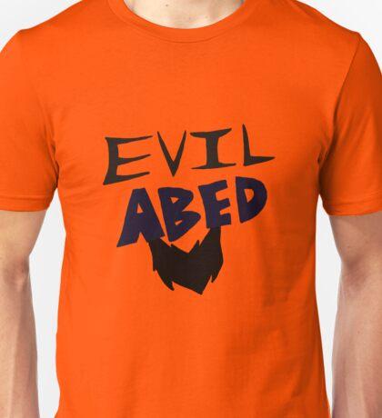 Evil Abed Unisex T-Shirt
