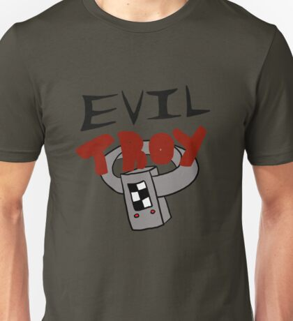 Evil Troy Unisex T-Shirt