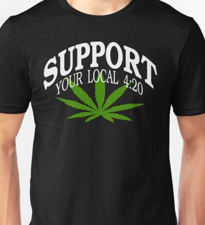 Cannabis 420 Unisex T-Shirt