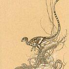 Leaellynasaura by Himmapaan