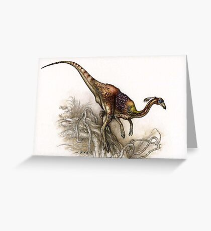 Kinnareemimus Greeting Card