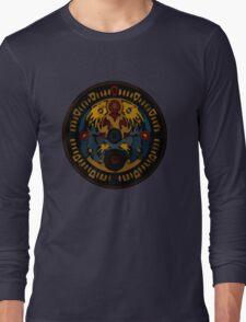 Zelda Clock Tower (version C) Long Sleeve T-Shirt