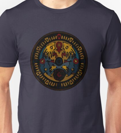 Zelda Clock Tower (version C) Unisex T-Shirt