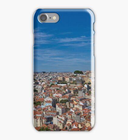 Lisbon Cityscape iPhone Case/Skin