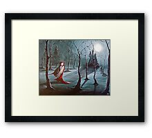 A Fairytale Forgotten Framed Print