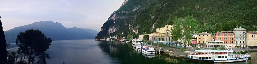 Lake Garda Looking South by mpstone