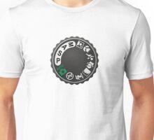 DSLR Camera Dial Selector  Unisex T-Shirt