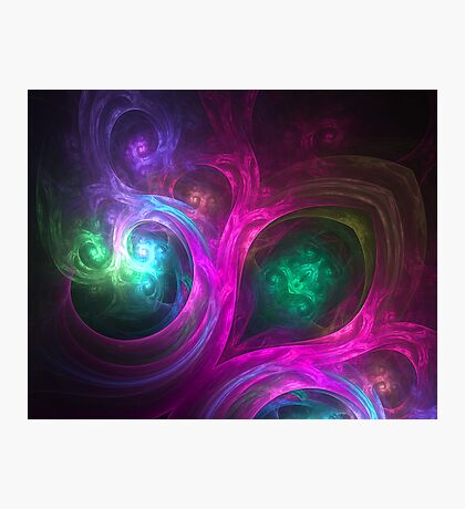 Power of Emotions Photographic Print
